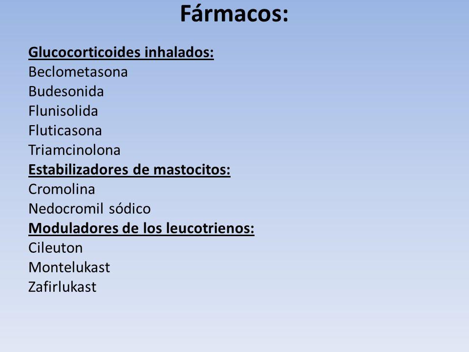 Fármacos: