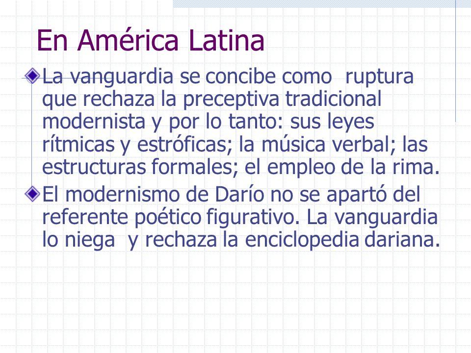 En América Latina