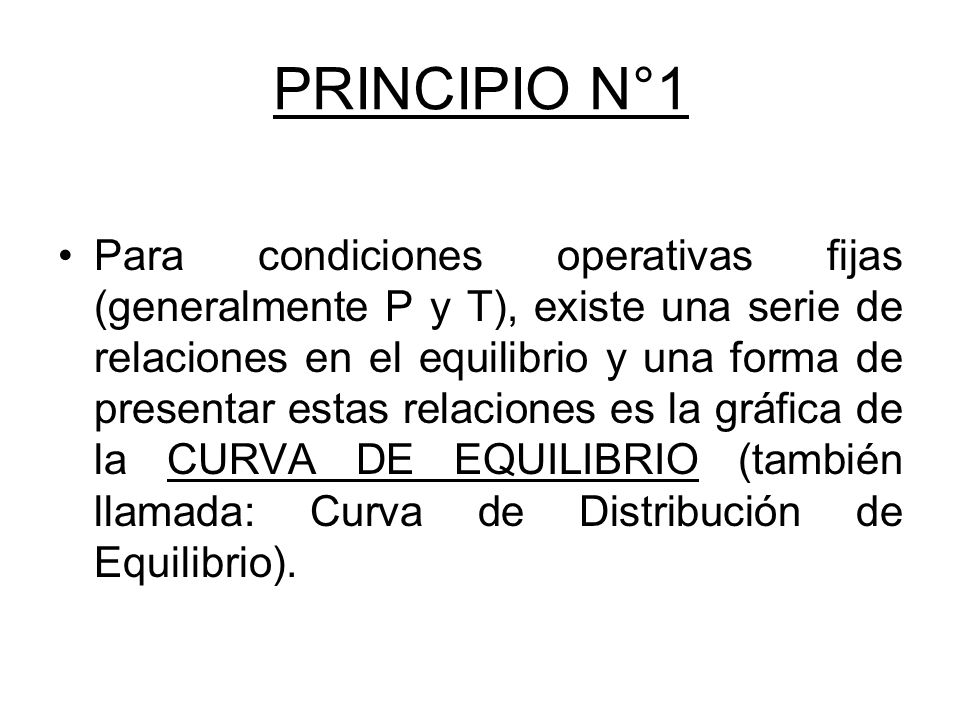 PRINCIPIO N°1