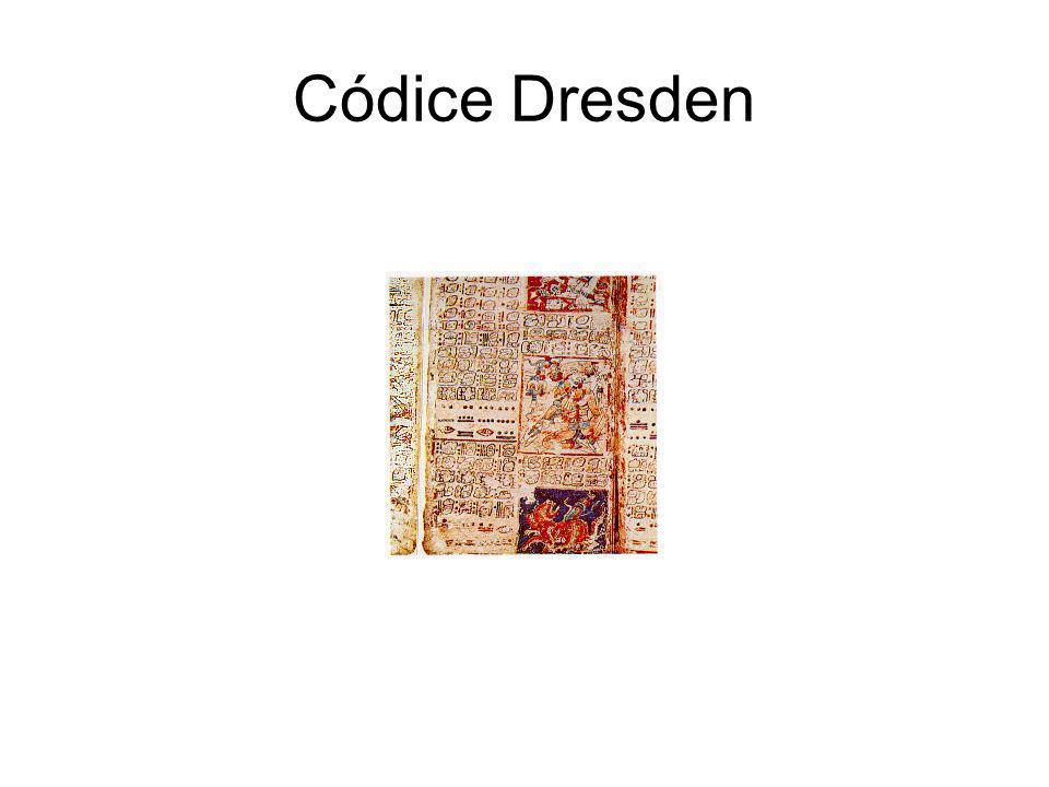 Códice Dresden