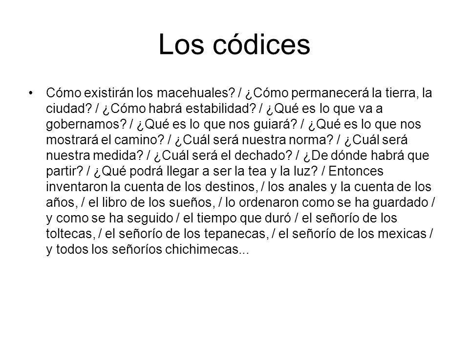 Los códices
