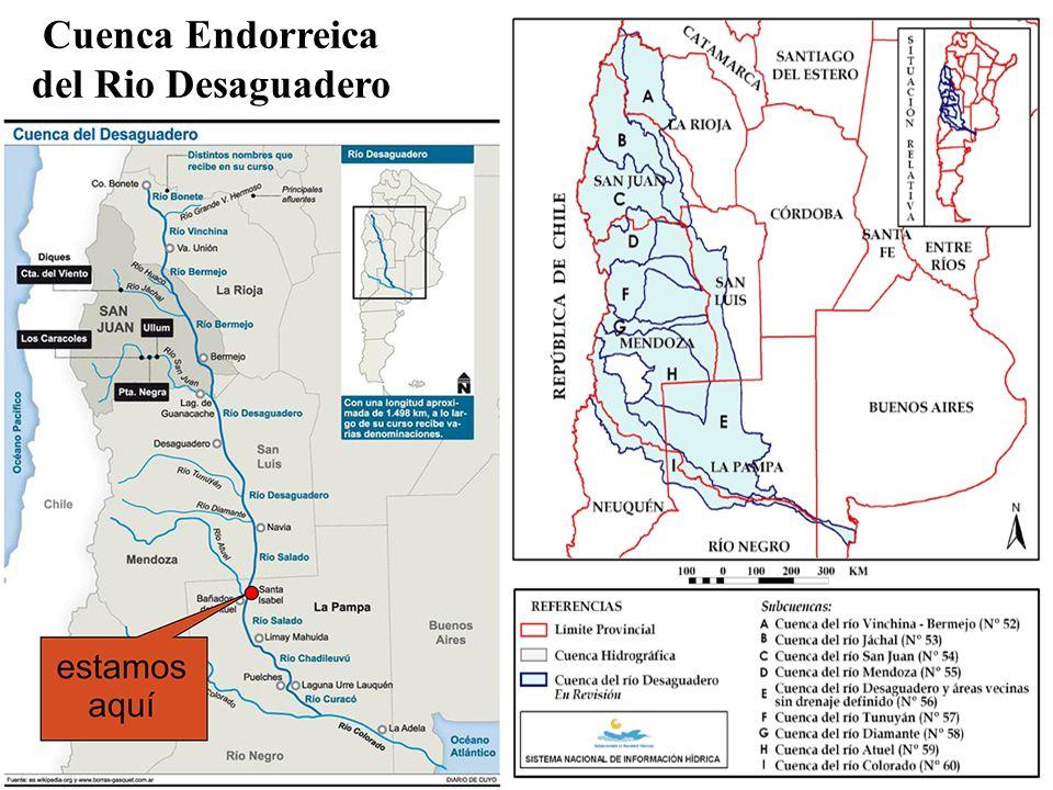 Cuenca Endorreica del Rio Desaguadero