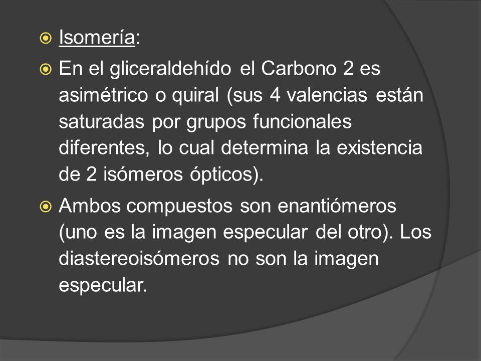 Isomería: