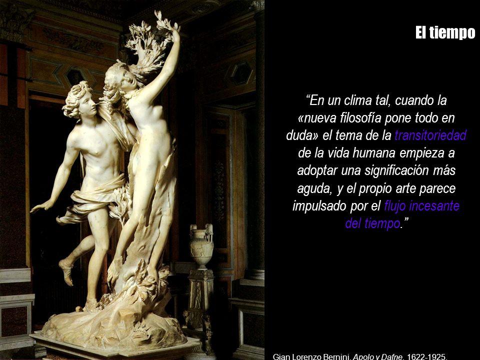 Gian Lorenzo Bernini, Apolo y Dafne, 1622-1925.