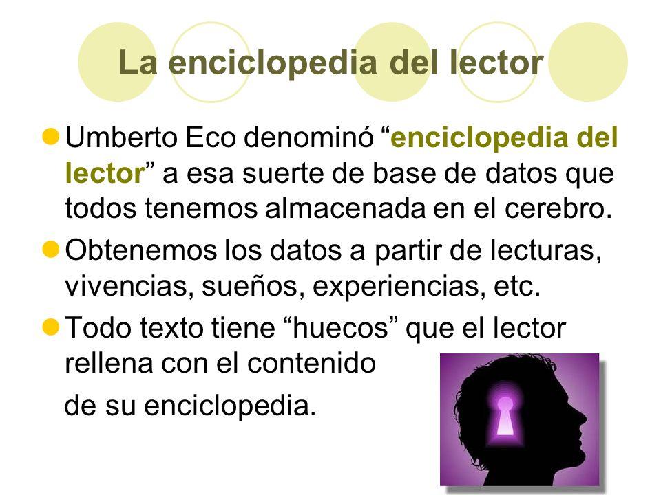 La enciclopedia del lector