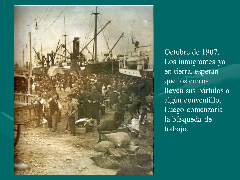 Octubre de 1907.
