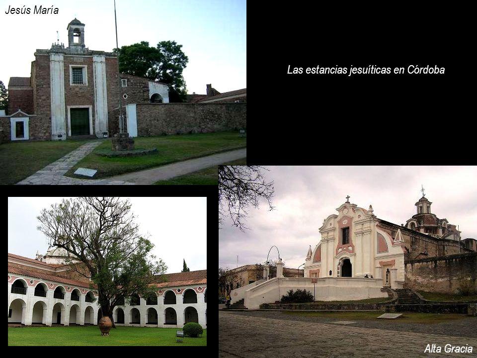 Las estancias jesuíticas en Córdoba