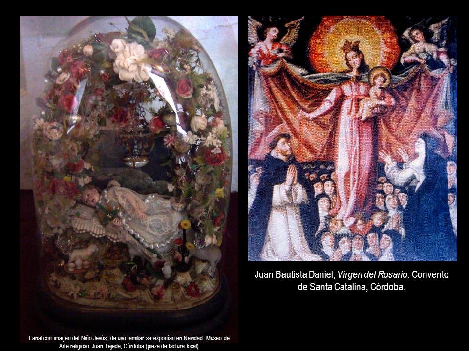 Juan Bautista Daniel, Virgen del Rosario