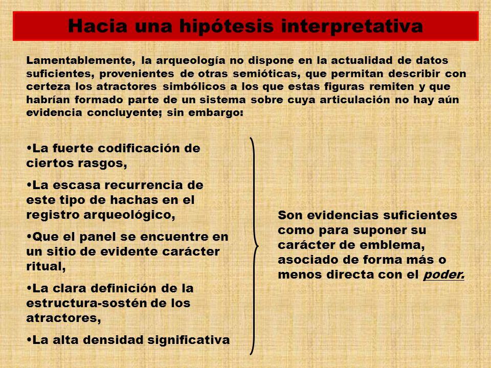 Hacia una hipótesis interpretativa