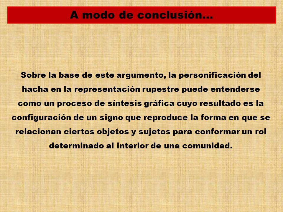 A modo de conclusión…