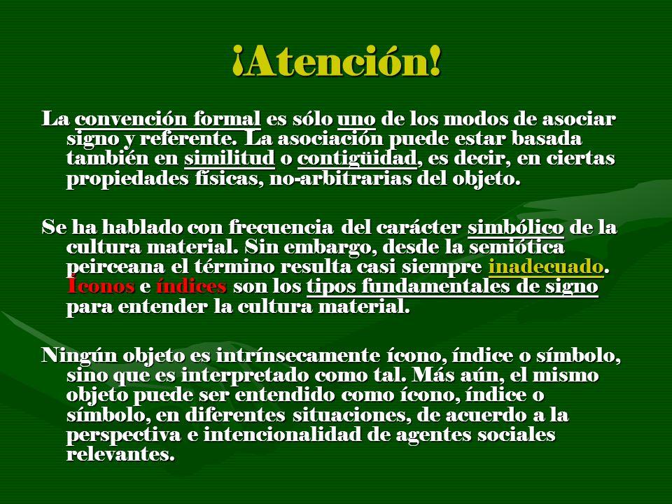 ¡Atención!