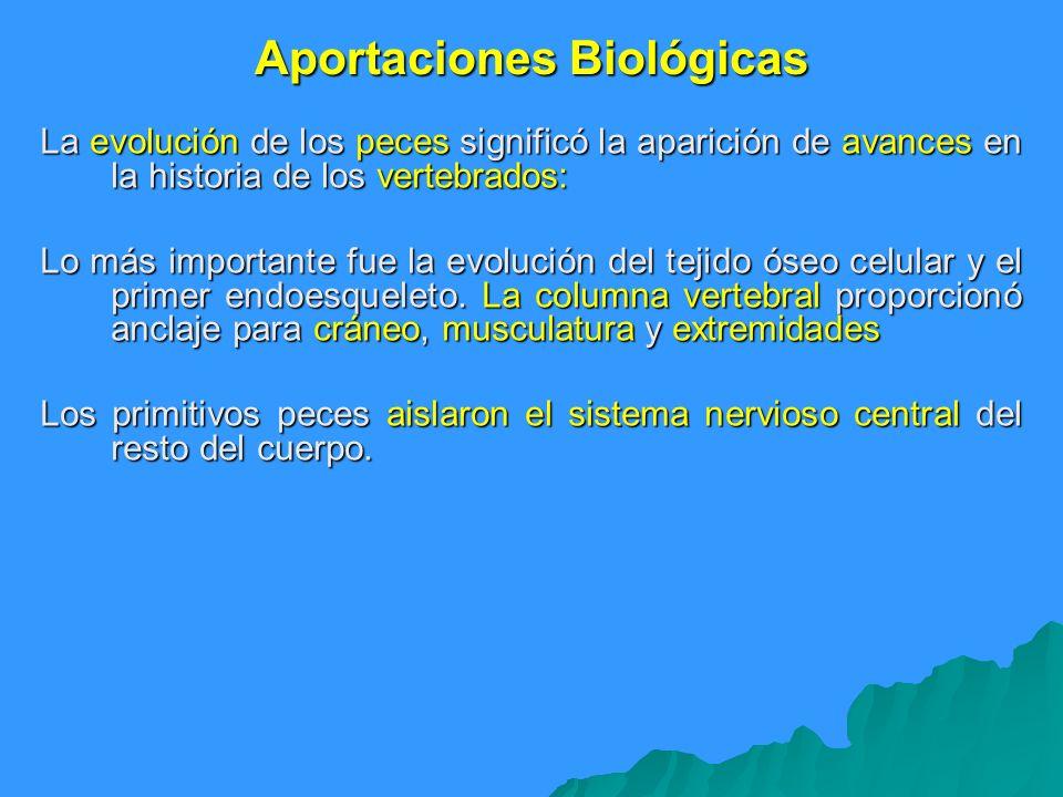Aportaciones Biológicas