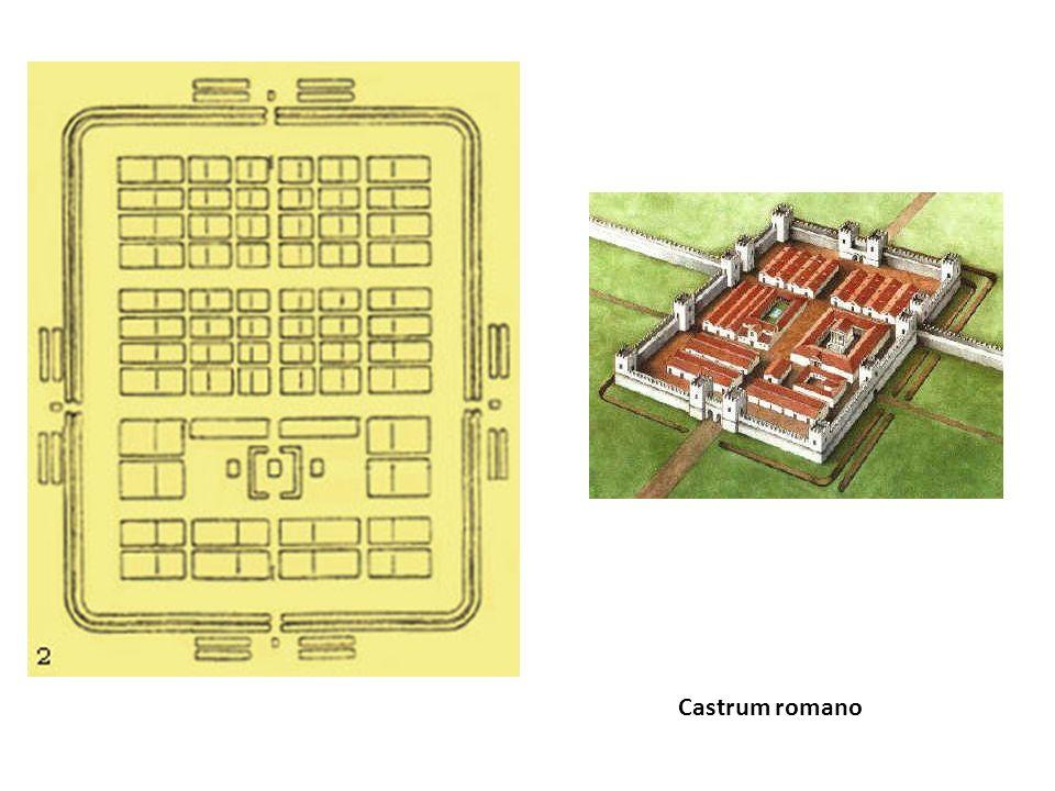 Castrum romano