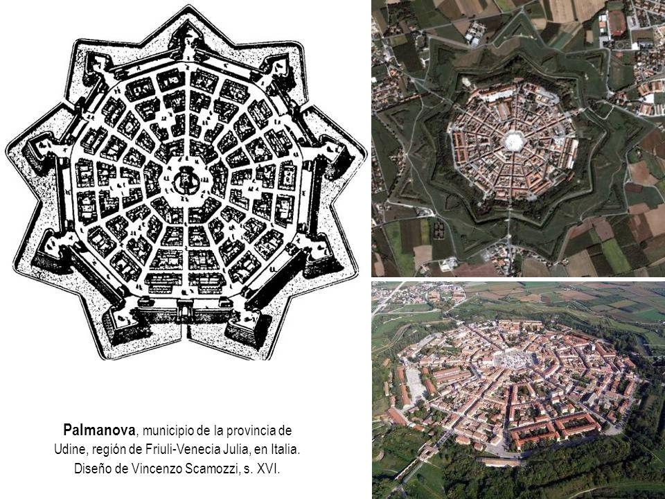 Las ciudades ideales del Renacimiento