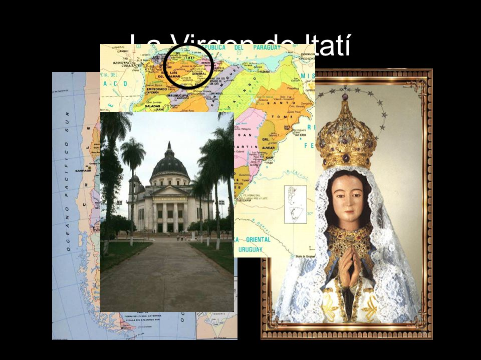 La Virgen de Itatí