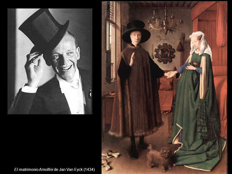 El matrimonio Arnolfini de Jan Van Eyck (1434)