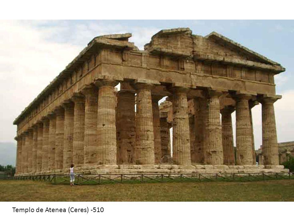 Templo de Atenea (Ceres) -510