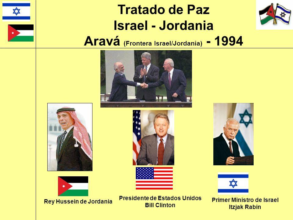 Aravá (Frontera Israel/Jordania) - 1994