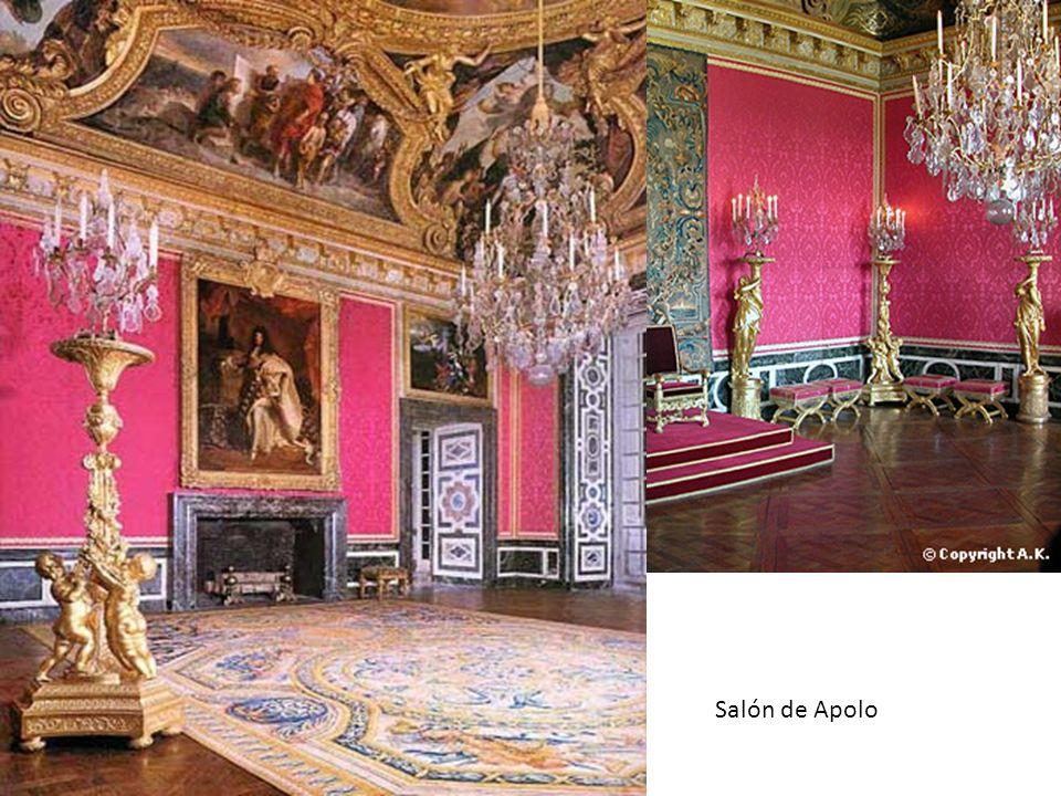 Salón de Apolo