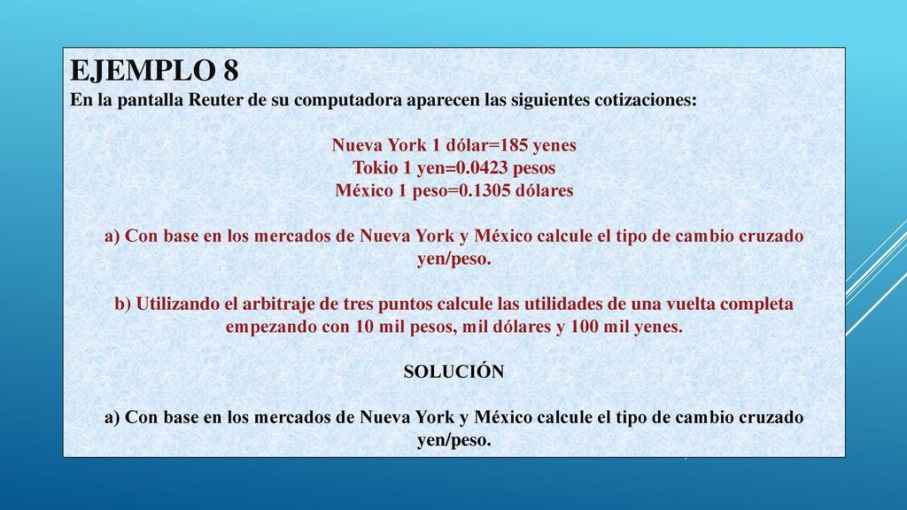 Convertir dolares a pesos online dating 4