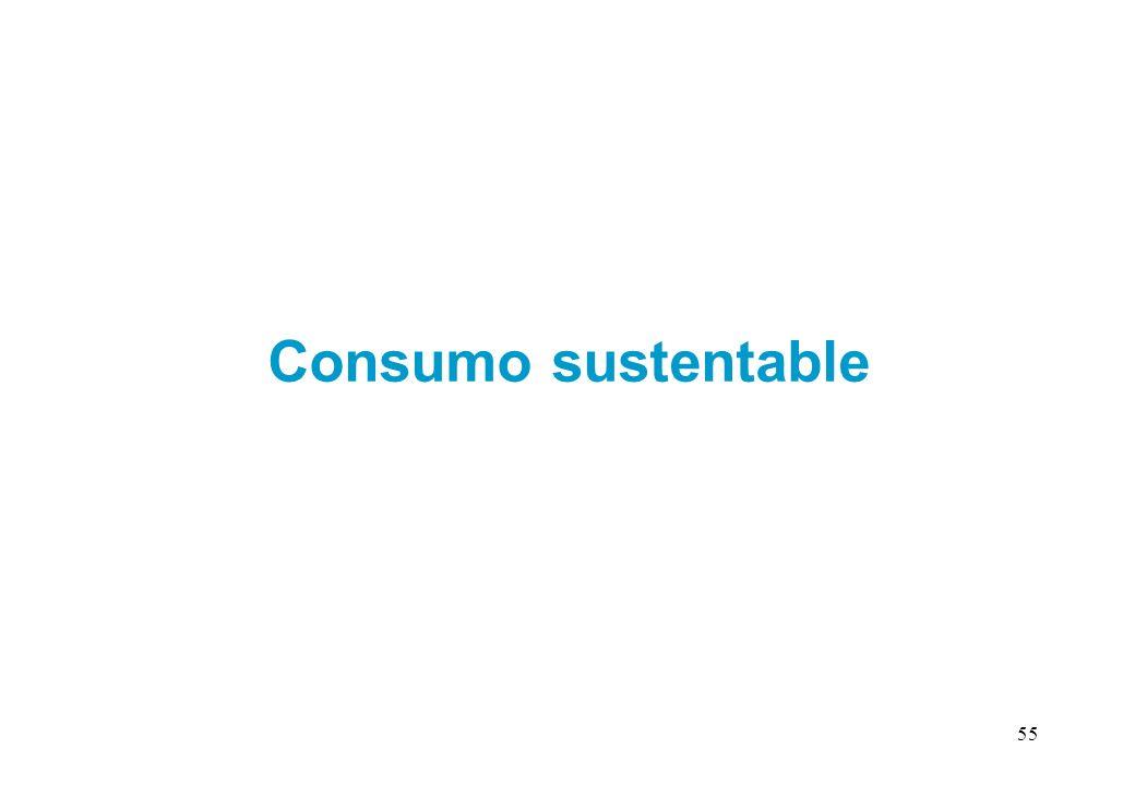 Consumo sustentable