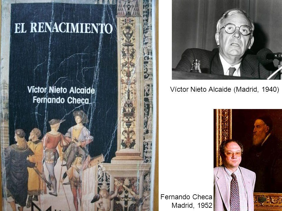 Víctor Nieto Alcaide (Madrid, 1940)