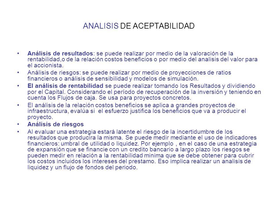 ANALISIS DE ACEPTABILIDAD