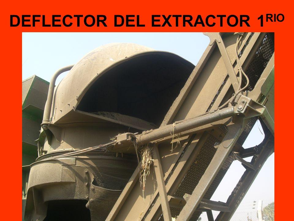 DEFLECTOR DEL EXTRACTOR 1RIO