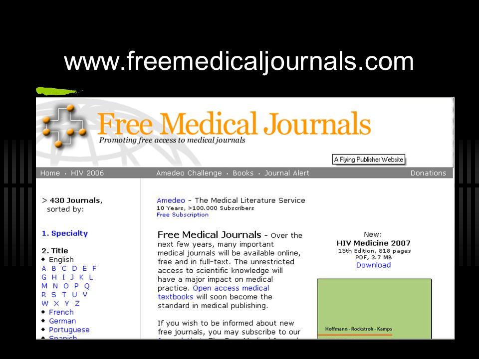 www.freemedicaljournals.com