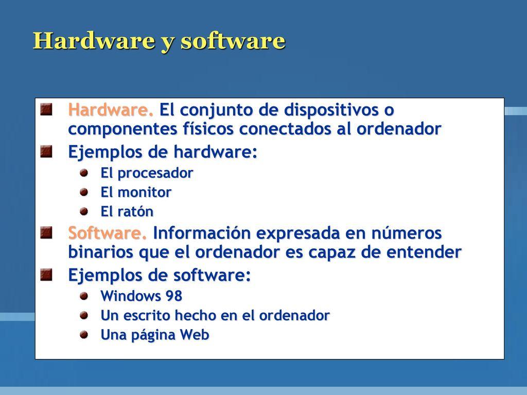 El ordenador. ¿Qué es el ordenador? - ppt descargar - photo#40