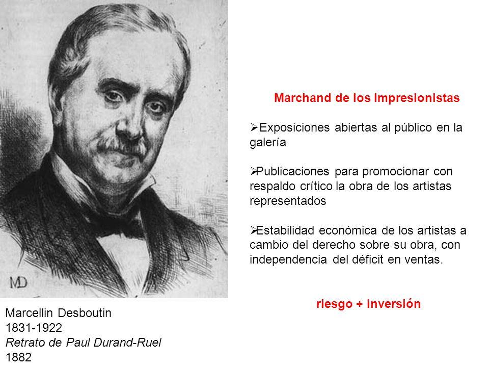 Marchand de los Impresionistas