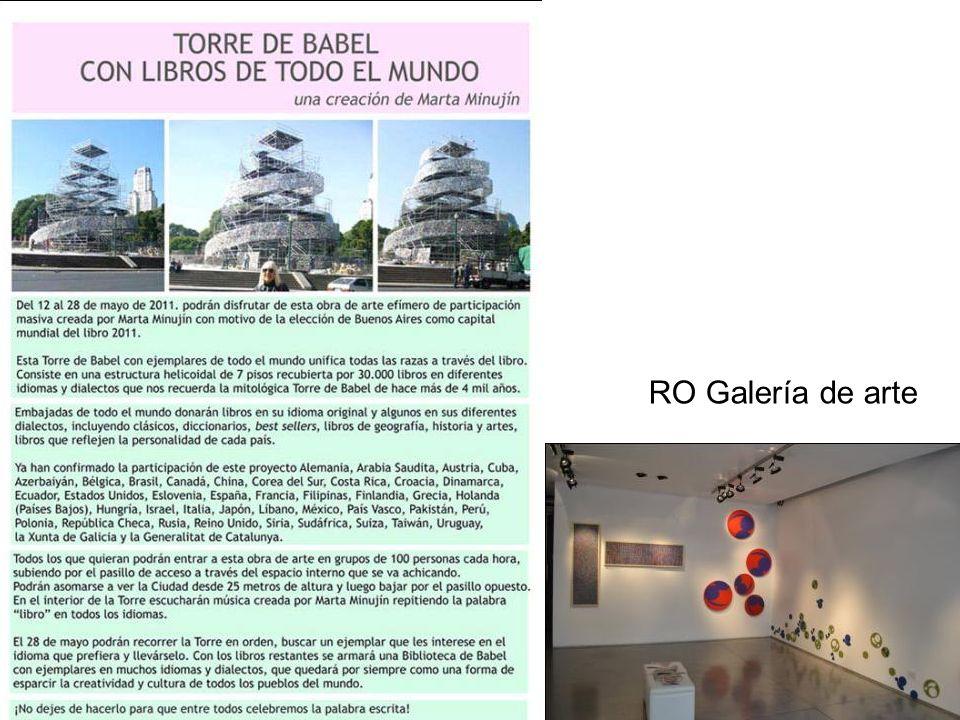 RO Galería de arte