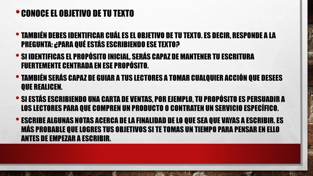 Redacción de textos y tipos de documentos - ppt descargar