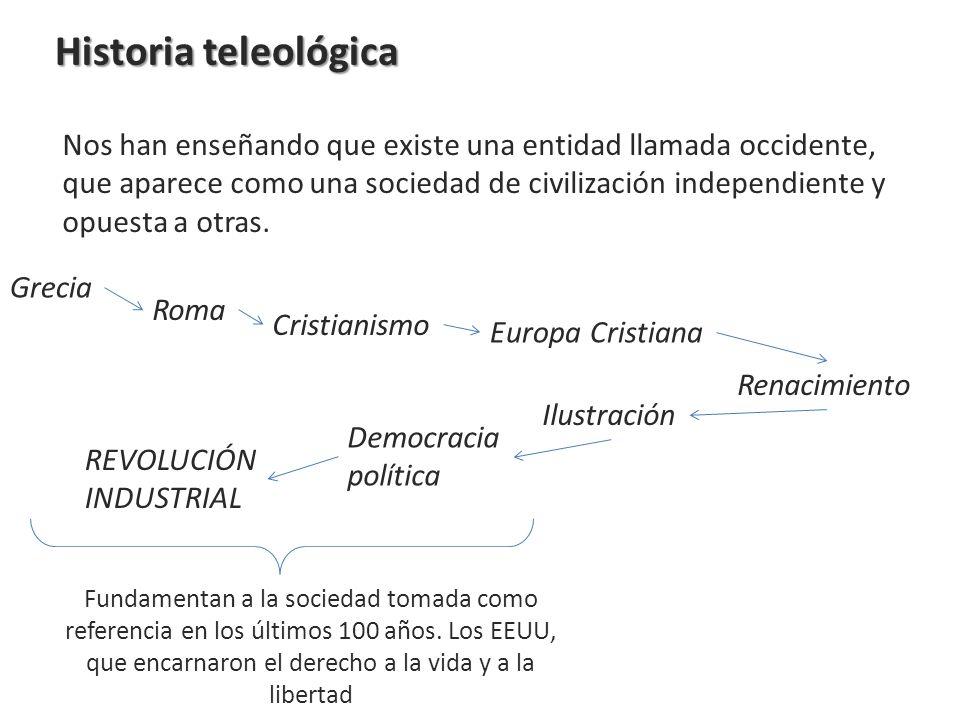 Historia teleológica