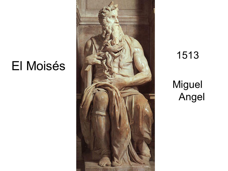 1513 Miguel Angel El Moisés