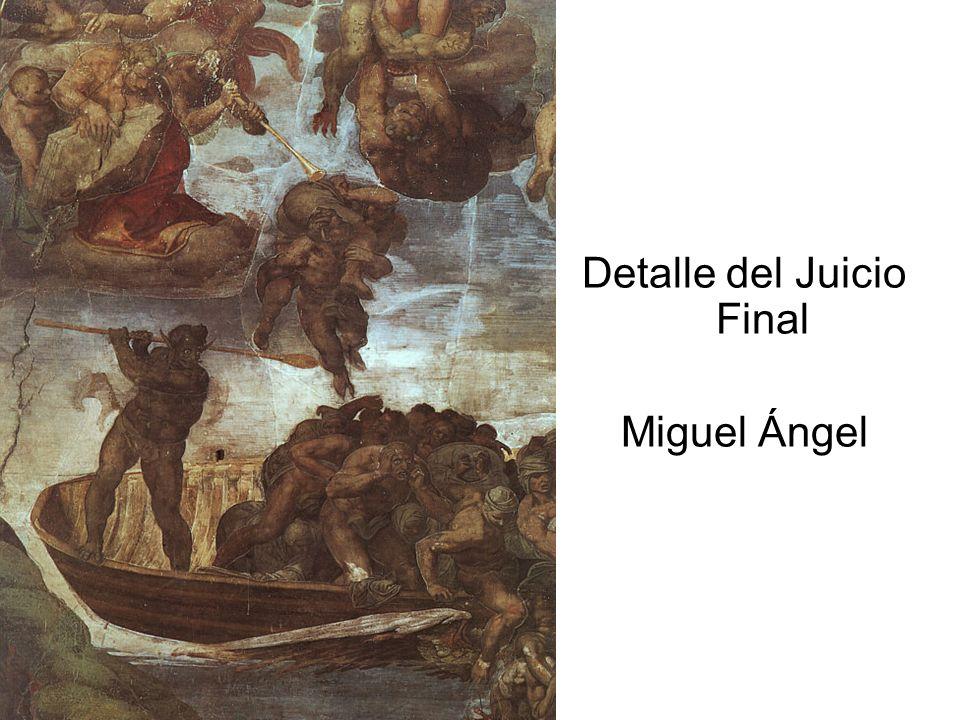 Detalle del Juicio Final