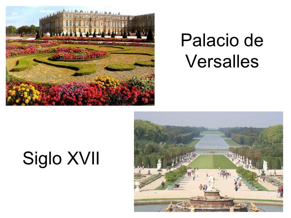 Palacio de Versalles Siglo XVII