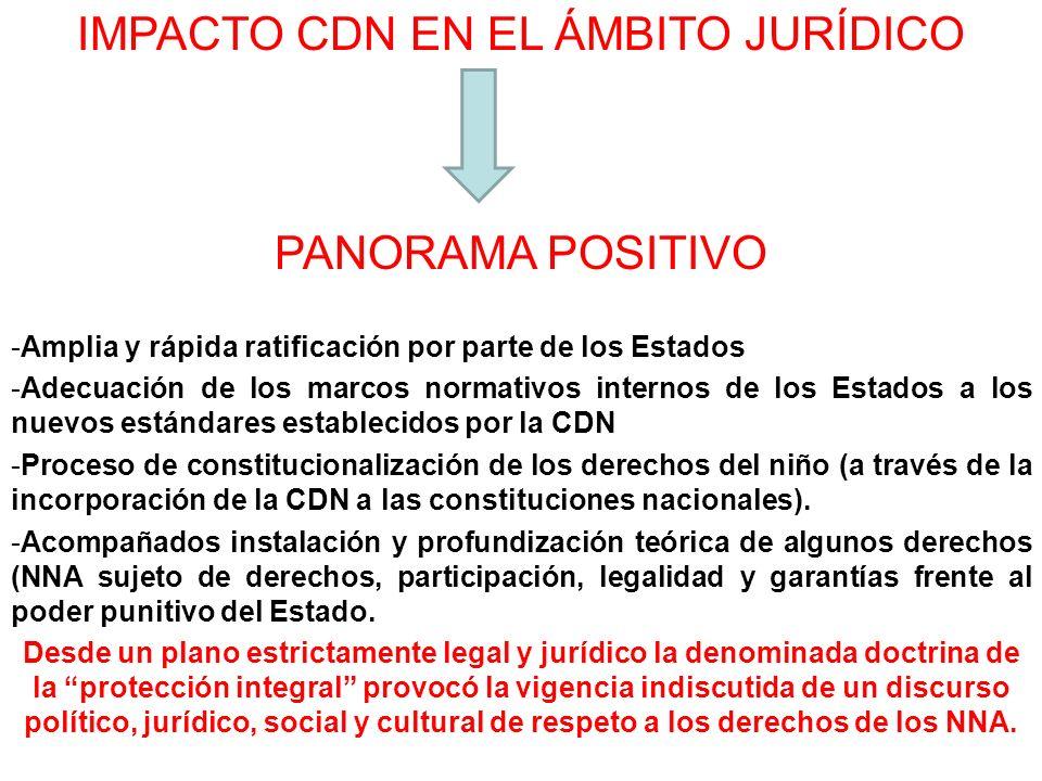 IMPACTO CDN EN EL ÁMBITO JURÍDICO