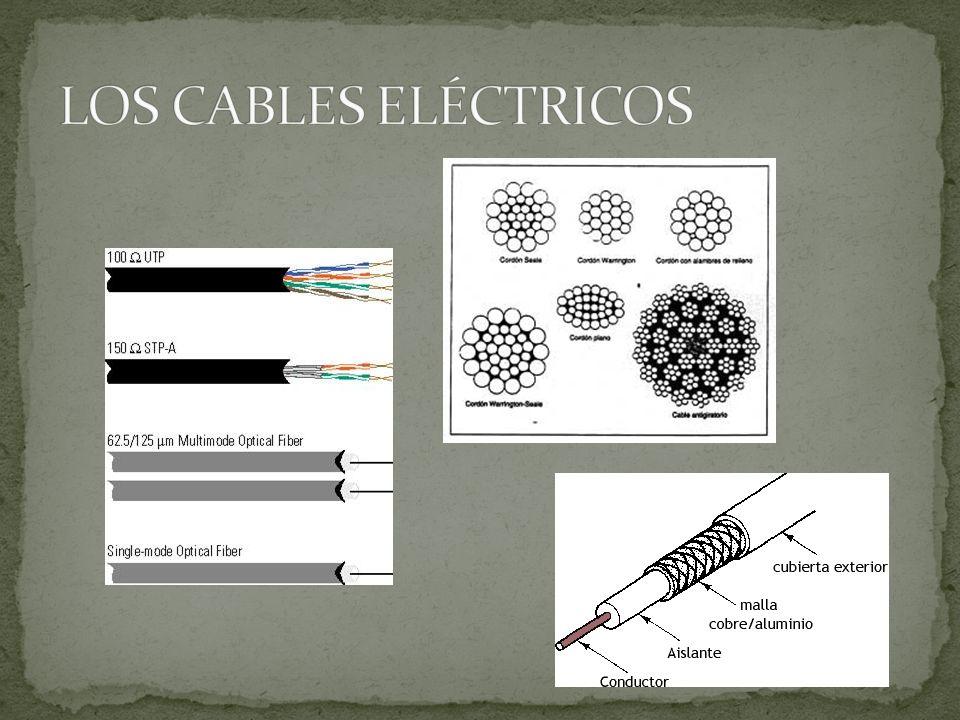 LOS CABLES ELÉCTRICOS