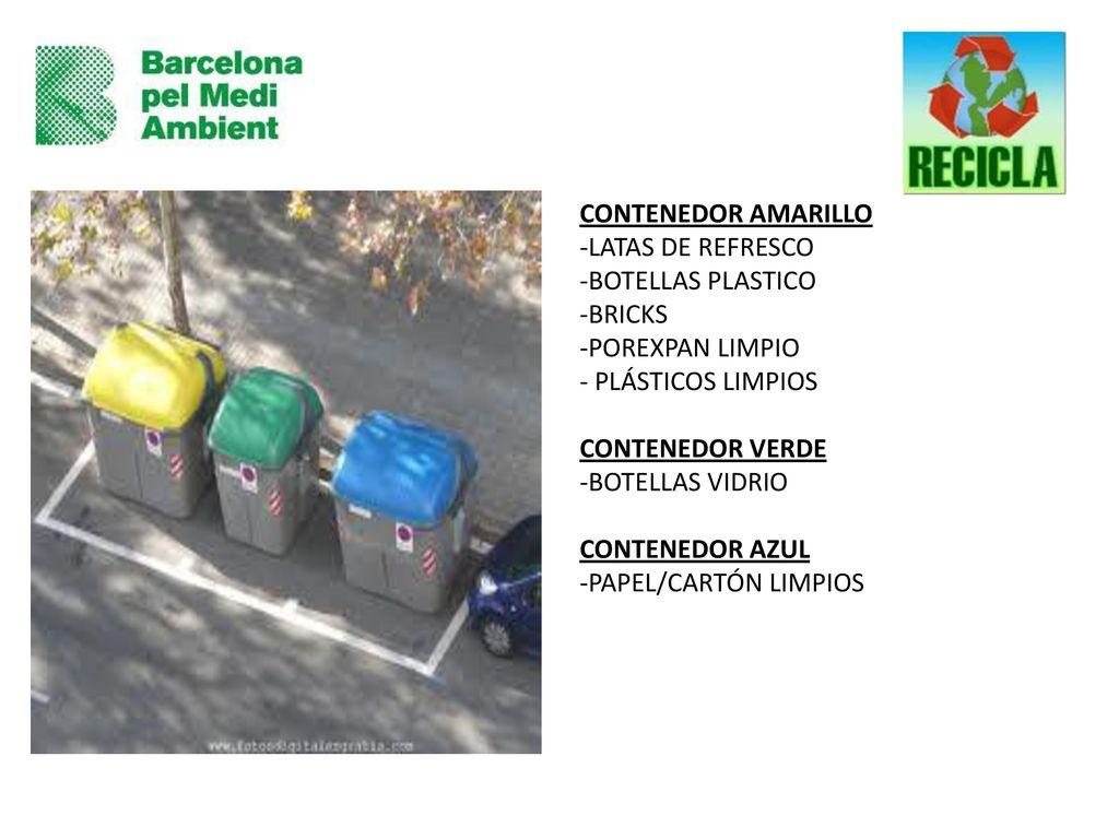 Recogida Muebles Viejos Barcelona : Residuos solidos urbanos rsu ppt descargar