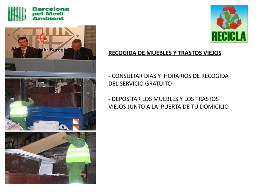Residuos solidos urbanos rsu ppt descargar for Recogida de muebles viejos