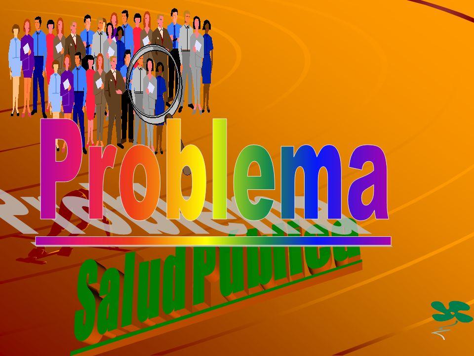 Problema Salud Pública