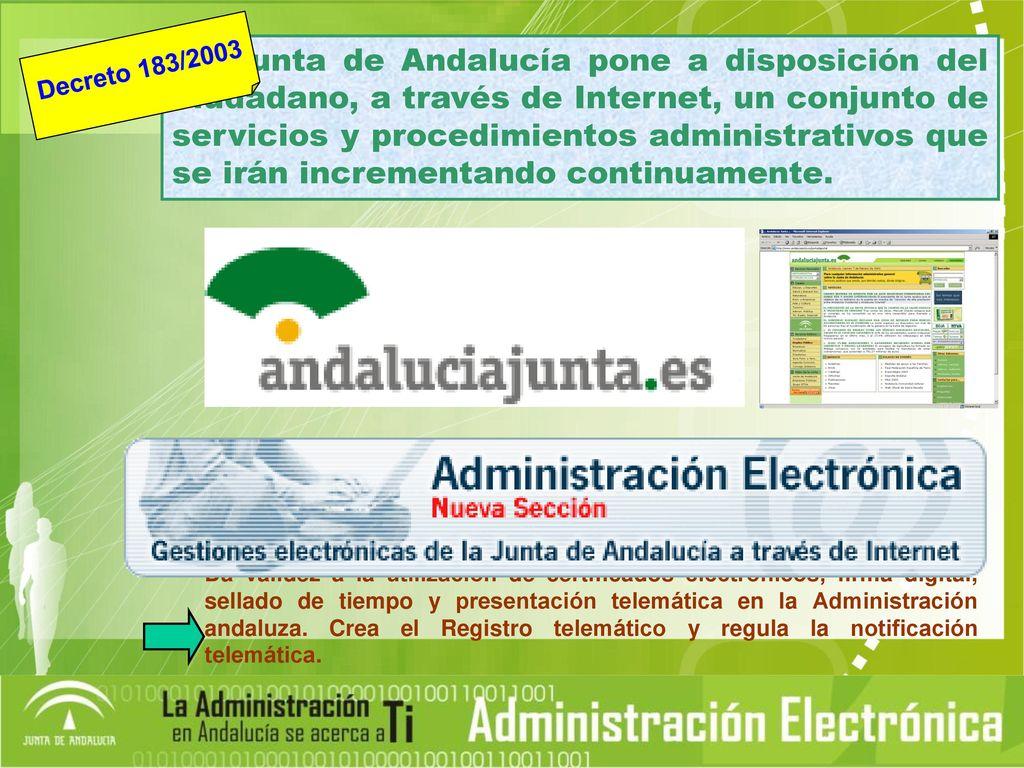 Las TICS y la Administración Electrónica - ppt descargar