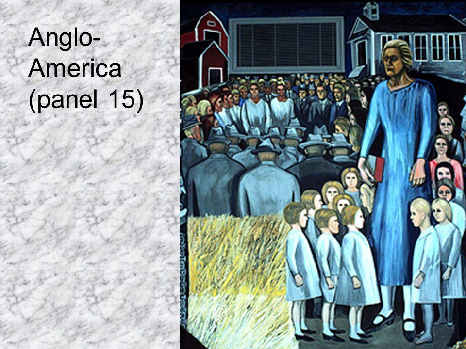 Anglo- America (panel 15)