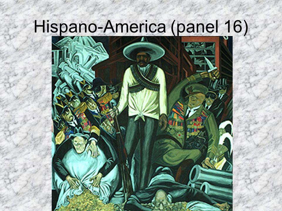 Hispano-America (panel 16)