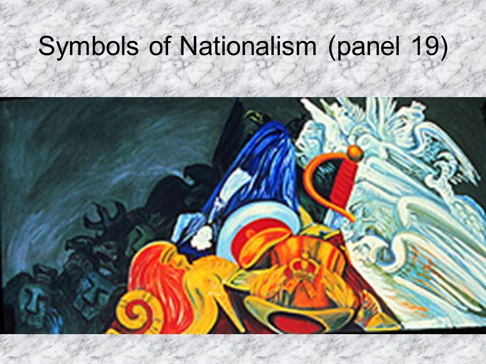 Symbols of Nationalism (panel 19)