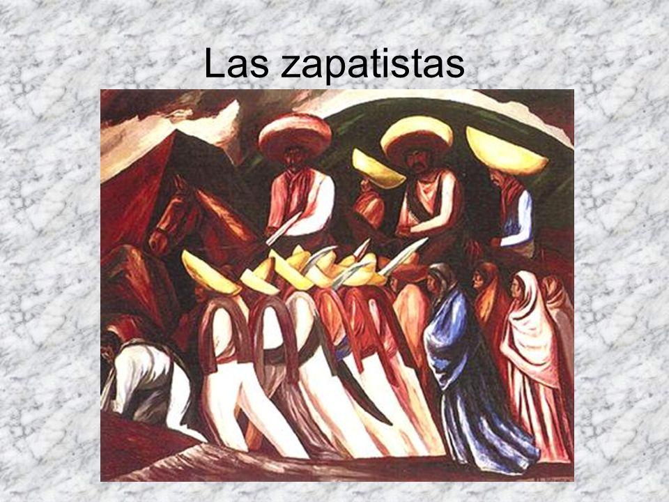 Las zapatistas