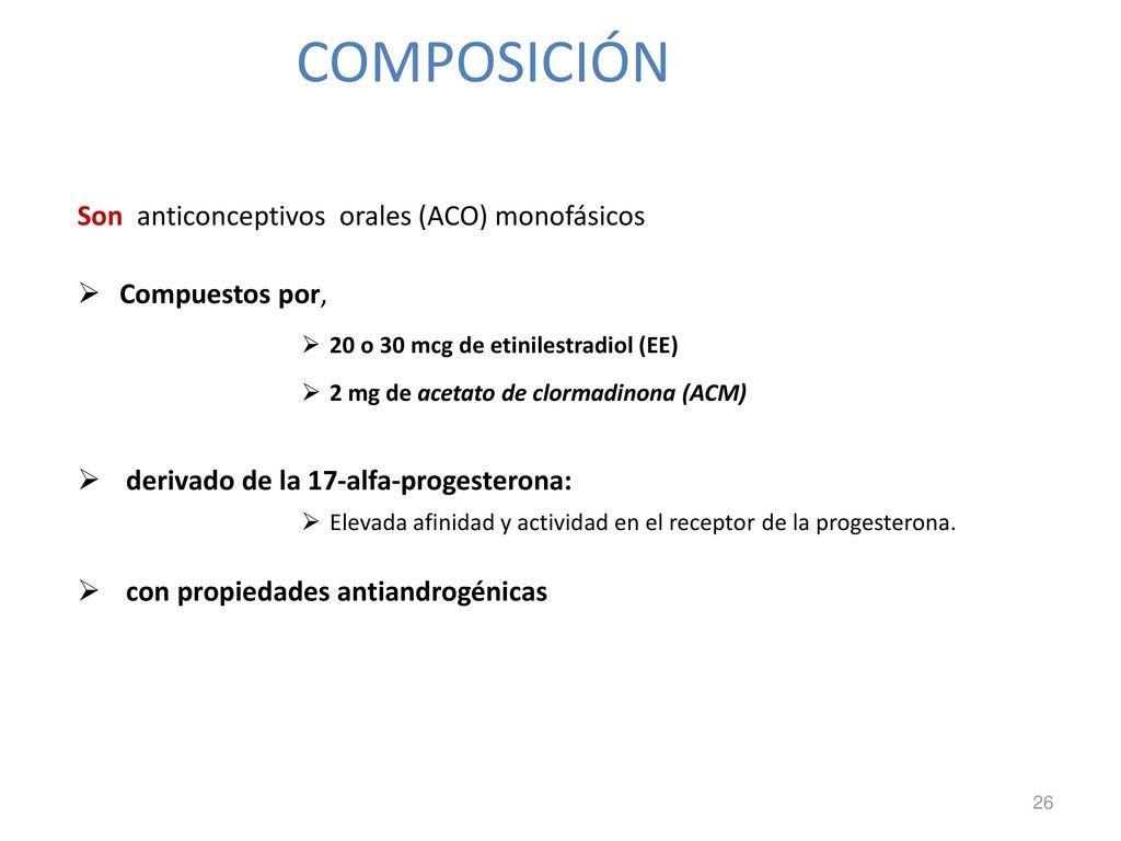 Clormadinona una excelente opcion en anticoncepcion ppt - Acm inmobiliaria ...