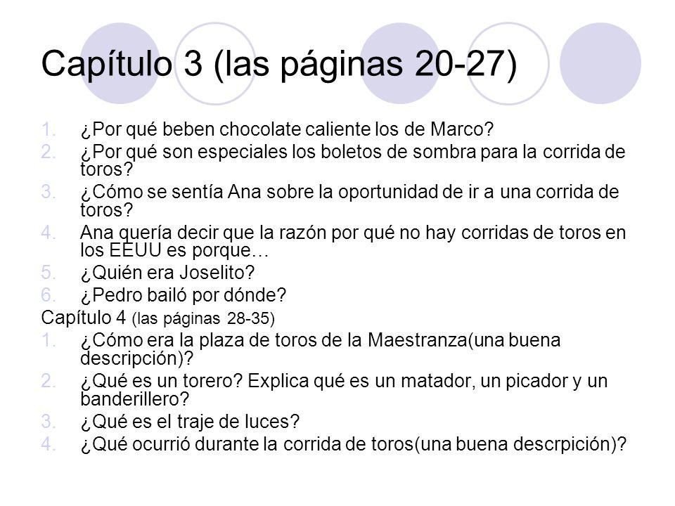 Capítulo 3 (las páginas 20-27)