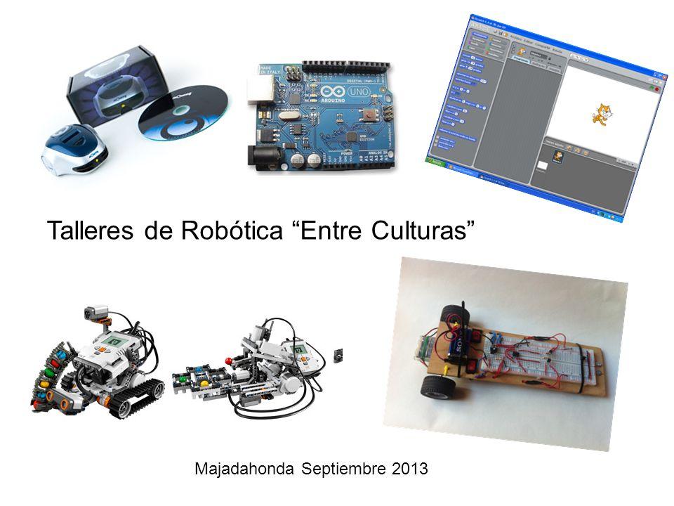 Talleres de Robótica Entre Culturas
